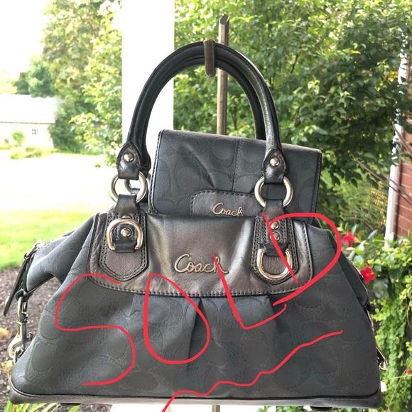 Coach Handbags - Coach 2pc set